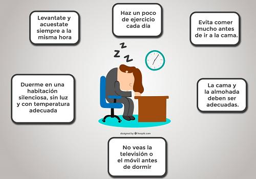 6 consejos para no dormirse en el trabajo - Soluciones para dormir bien ...