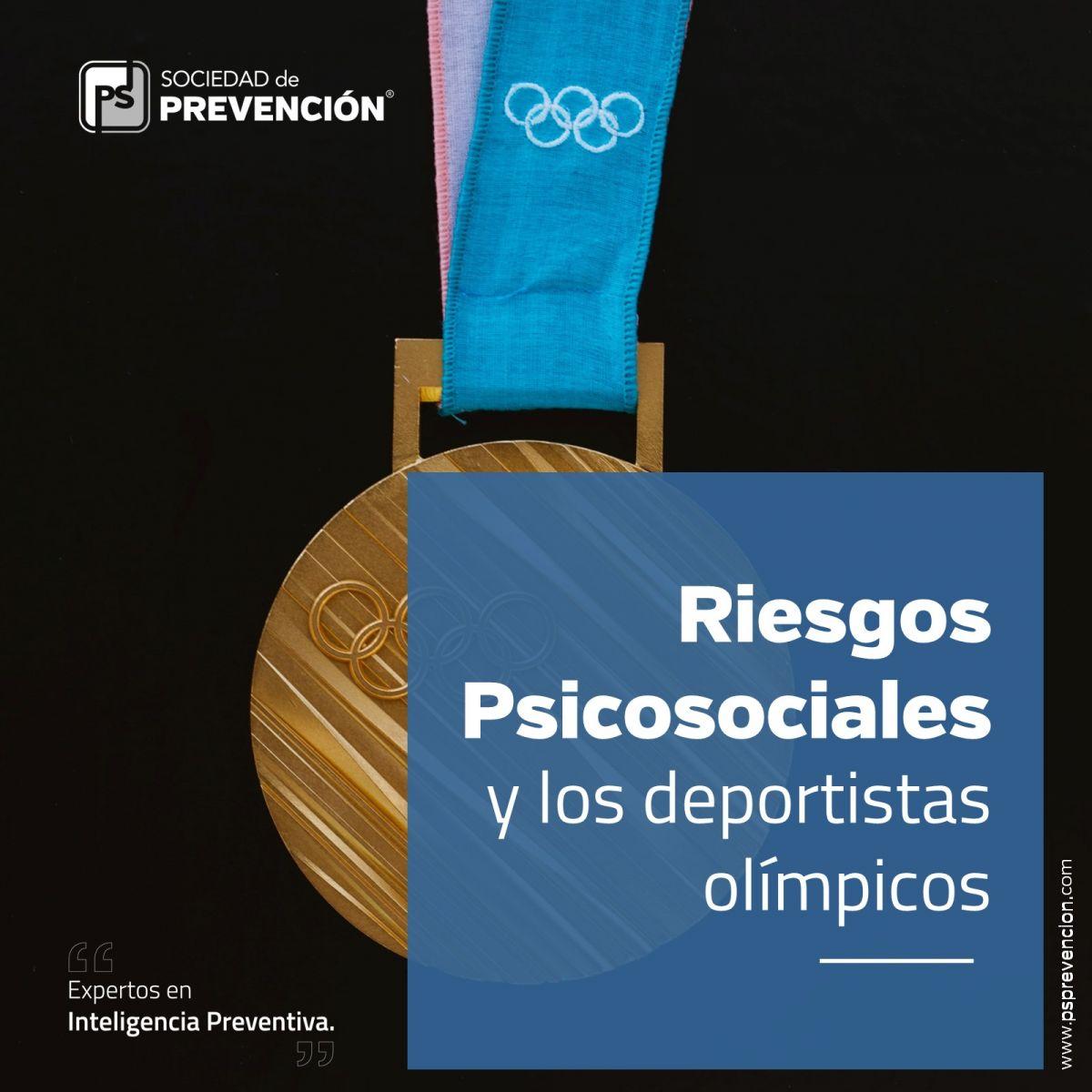 Riesgos Psicosociales y los Deportistas Olímpicos