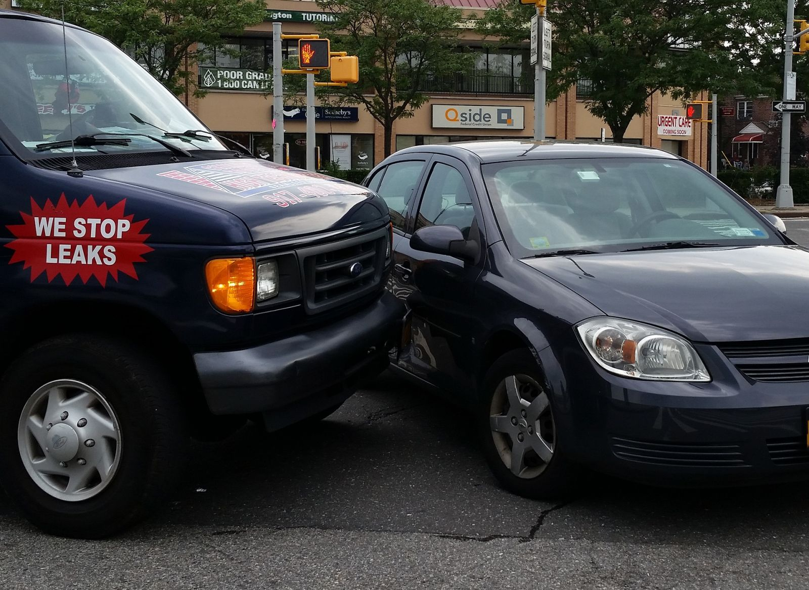 La siniestrabilidad y la seguridad de las furgonetas