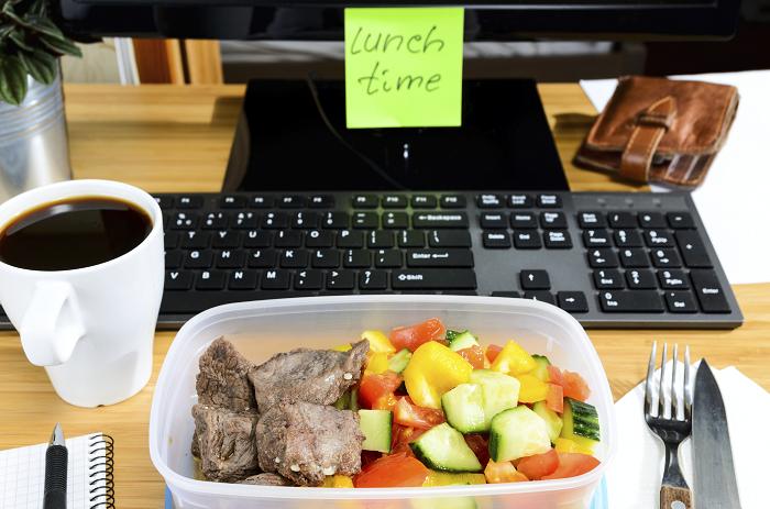 5 consejos para comer seguro en el trabajo for Comida oficina