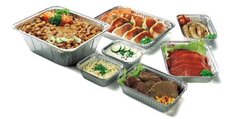Comida para microondas