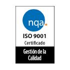 Empresa Certificada en Calidad ISO 9001:2008