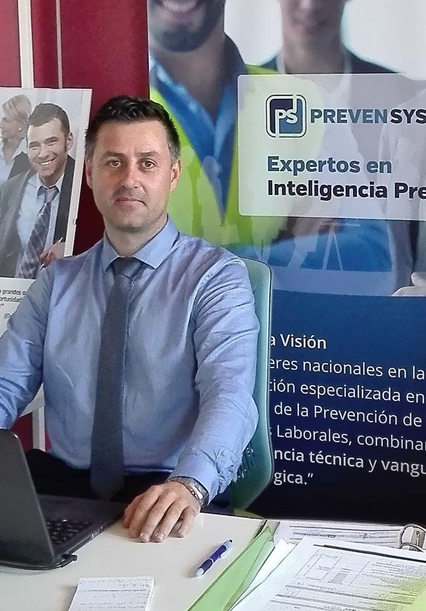 Oficina prevensystem ps burgos arlanz n for Oficina de empleo burgos